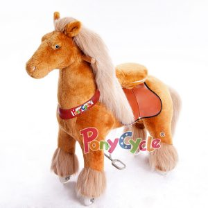 blonde_horse