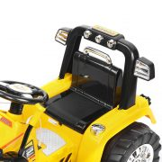 Kids Ride On Bulldozer – Yellow
