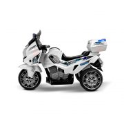Kids Ride on Motorbike – White